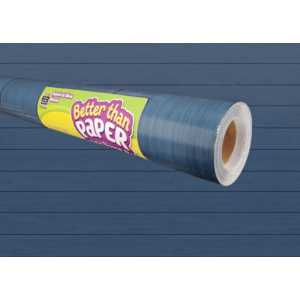 TCR77489 Admiral Blue Wood Better Than Paper Bulletin Board Roll Image