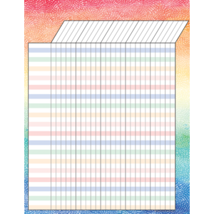 TCR7930 Watercolor Incentive Chart Image