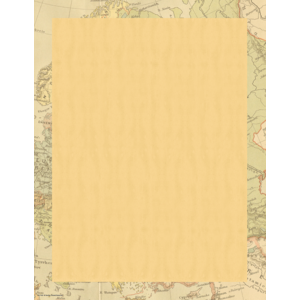 TCR7963 Travel the Map Blank Chart Image