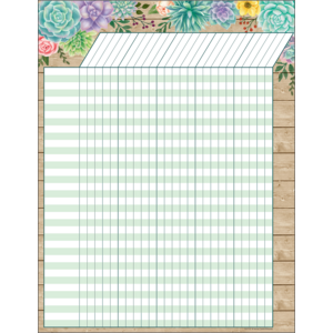 TCR7972 Rustic Bloom Incentive Chart Image