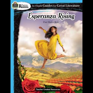 TCR8029 Rigorous Reading: Esperanza Rising Image