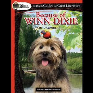 TCR8200 Rigorous Reading: Because of Winn-Dixie Image