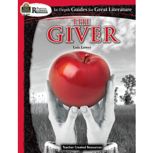 TCR8290 Rigorous Reading: The Giver Image