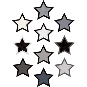 TCR8330 Modern Farmhouse Stars Accents Image