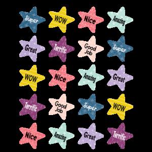 TCR8336 Oh Happy Day Star Rewards Stickers Image