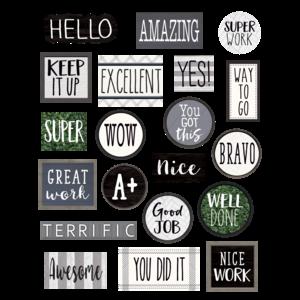 TCR8521 Modern Farmhouse Stickers Image