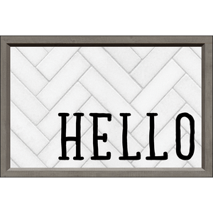 TCR8530 Modern Farmhouse Hello Postcards Image