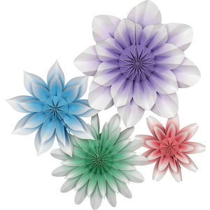 TCR8544 Floral Bloom Paper Flowers Image