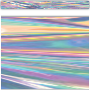 TCR8656 Iridescent Straight Border Trim Image