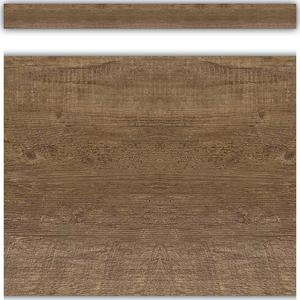 TCR8700 Home Sweet Classroom Wood Straight Border Trim Image