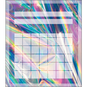 TCR8735 Iridescent Incentive Charts Image