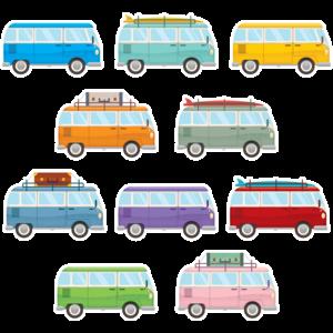 TCR8807 Classic Vans Accents Image