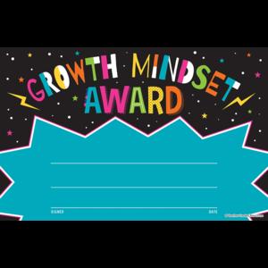 TCR8810 Growth Mindset Awards Image