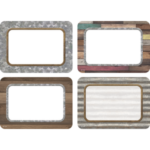 TCR8829 Home Sweet Classroom Name Tags/Labels - Multi-Pack Image