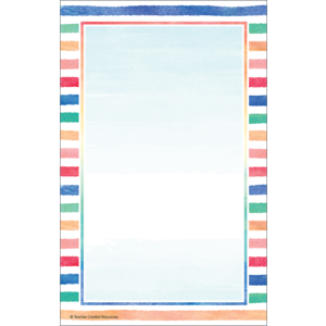 TCR8888 Watercolor Notepad Image