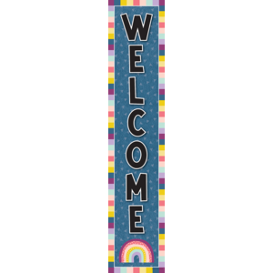 TCR9035 Oh Happy Day Welcome Banner Image