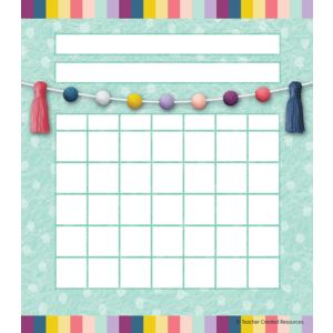 TCR9047 Oh Happy Day Incentive Charts Image
