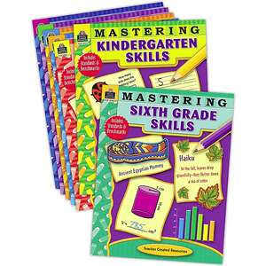 TCR9823 Mastering Skills Set (7 books) Image