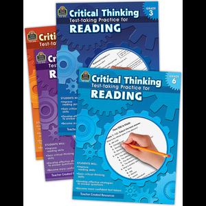 TCR9961 Critical Thinking: Test-taking Practice Set-Reading Image