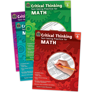 TCR9965 Critical Thinking: Test-taking Practice Set-Math Image