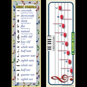 TCRK1150 Music Basics Smart Bookmarks Image