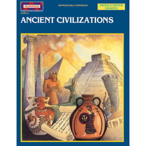 TCRR540 Ancient Civilizations Reproducible Workbook Image