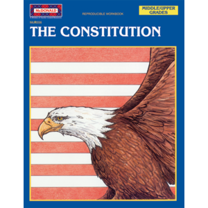 TCRR556 The Constitution Reproducible Workbook Image
