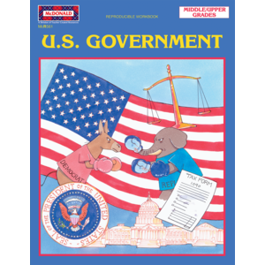 TCRR561 U.S. Government Reproducible Workbook Image
