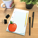 Note Pad Notepad Alternate Image A