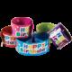 Happy Birthday Balloons Slap Bracelets Alternate Image A