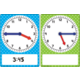 Magnetic Foam Geared Clocks- Small (2pack) Alternate Image C