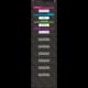 Chalkboard Brights 10 Pocket File Storage Pocket Chart Alternate Image A