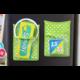 Lime Magnetic Storage Pocket Alternate Image B