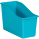 Teal Plastic Book Bin 6 Pack Alternate Image A