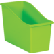 Lime Plastic Book Bin 6 Pack Alternate Image A