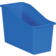 Blue Plastic Book Bin 6 Pack Alternate Image A