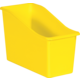 Yellow Plastic Book Bin 6 Pack Alternate Image A