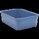 Slate Blue Large Storage Bin 6 Pack Alternate Image A