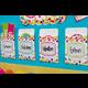 Confetti Library Pockets - Multi-Pack Alternate Image A