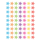 Scribble Stars Mini Stickers Alternate Image A