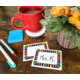 Colored Pencils Name Tags/Labels Alternate Image A