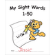 My Own Books: Sight Words 1–50 Alternate Image A