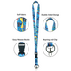 Pete the Cat Lanyard Alternate Image D