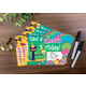 Pete the Cat Groovy Birthday Bookmark Awards Alternate Image A