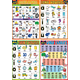 Pete the Cat Phonics Small Poster Pack Alternate Image A