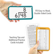 Division Flash Cards - All Facts 0–12 Alternate Image B