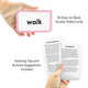 Sight Words Flash Cards - Level A Alternate Image B