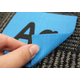 "Spot On Carpet Markers Alphabet  - 4"" Alternate Image B"
