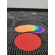 """Spot On Carpet Markers Colorful Circles - 4"""" Alternate Image A"""
