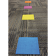 "Spot On Carpet Markers Colorful Squares - 4"" Alternate Image B"
